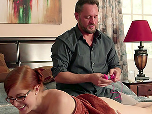 Alec Knight Goes Hard-core With Nomable Penny Pax