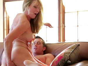 Incredible romp with the smoking hot mom Shayla Laveaux