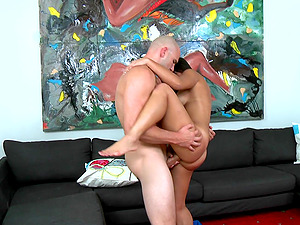 Mia Li plays with herself before being fucked doofy
