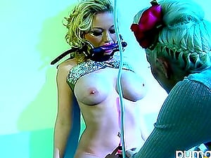 Mischievous Puma Swede Interrogates Madison Scott In A Hot Bondage & discipline Female dom Restrain bondage