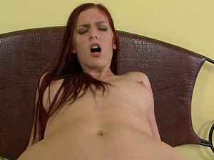 Hot Crimson Head Turns Herself For A Xxx Rear end Style Pounding