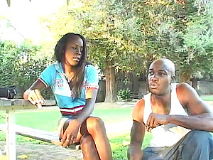 Horny And Mischievous Black Butt Duo Fucks Xxx Doggystyle