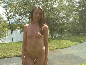 Youthfull uber-cute naturist finds fresh dick on the street