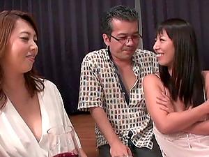 Yumi Kazama In A Hard-core Japanese Group Hump