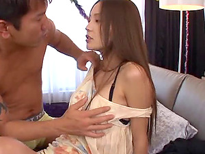 Inviting Emiri Okazaki In A Gonzo Asslick And Rim Job Scene