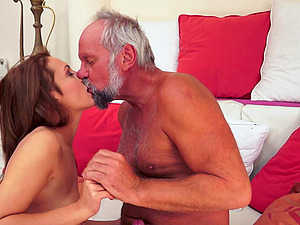 Hot bimbos with large tits providing deep throat then getting hammered in epic old and youthful compilation clip