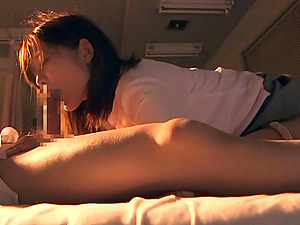 Mature Asian lady Rina Ishihara bellows as her cunt gets fisted