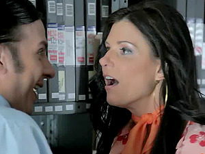 India Summer is sexier than she has ever been fucking in a vid room