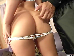 Tattooed blonde porno starlet with a curvy bod luving a gonzo interracial fuck
