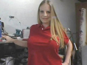 Fuck-a-thon Home Repair with a big-boobed light-haired honey with a sweet beaver