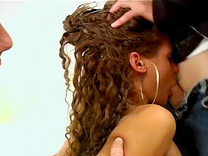 Banging a bi-atch xxx and covering her face in jism