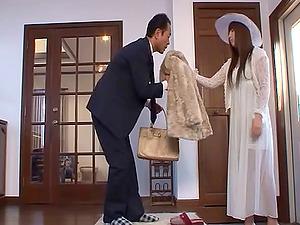 Lovely Asian bitch in restrain bondage still affords to get xxx fucky-fucky pleasure