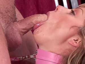 Gimp with nice donk ravished xxx harshly in Bondage & discipline porno