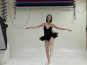 Everyone knows that Galina is the nastiest ballerina in Moscow!