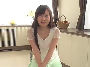 Chiemi Yada perceives needy to take down her undies