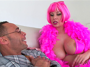 Insatiable Gianna always takes it as deep into snatch as possible