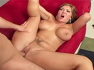 Tattooed maiden bum getting tongued then refined gonzo doggystyle