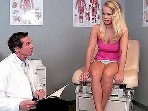 Physician Bones His Skanky Patient.