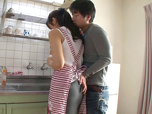 Shiho Aoi is a uber-cute Asian housewife who has her sugar slot penetrated