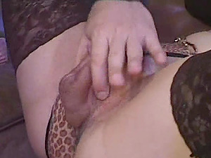 Drizzling her pierced tongue after fucking her ferociously