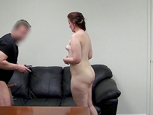 Breyelle left with her face cum-drenched after rough boning