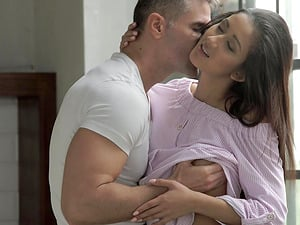 Extraordinarily good oral sex and shagging with Darcia Lee and Toby