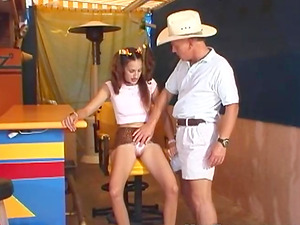 Julianna Sterling is a kinky chick ready for a hardcore plowing game
