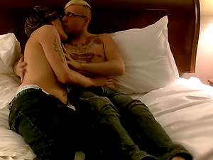 Seth Tyler and Tyler Brody have steamy anal fuck session