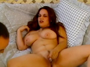 Angel Gyro isa  cutie with massive breasts enjoying a cock ride