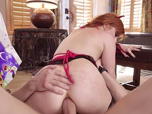 Penny Pax is a naughty girl yearning for a fellow's big dick