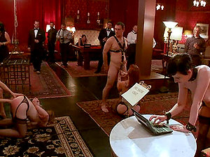 Upper Floor Domination & submission Soiree with Sexy Stunners