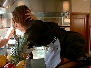 Crazy Duo Get Their Vengeance On Mischievous Maid