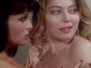 La Donna and Dei Sogni are sharing a hard dick