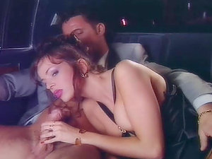 Kate More the horny tart gets fucked and gulps spunk