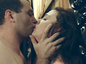 Dirty sexy action with a babe in boots called Chanel Preston