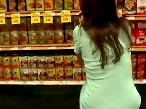 UpSkirt at the store