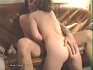 Horny mature fucked nonstop by her partner
