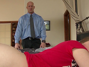 Nickey Huntsman has one specialty and that is pleasing a cock