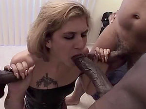 Smoking hot blonde Shyann Mitchell gets fucked hard