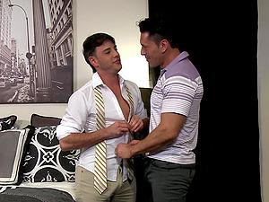 Todellinen Gayseksi kiinni nauhalle
