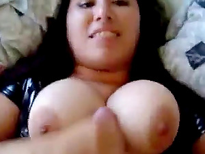 Hot amateur chick sucks and fucks random dude