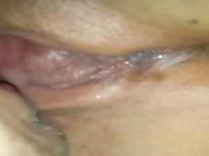 Wife has her pussy licked and fingered