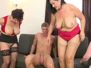 Gita and her naughty friends want to share a delicious cock