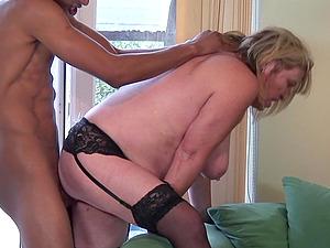 BBW Alisha Rydes always loved taking care of big black cocks