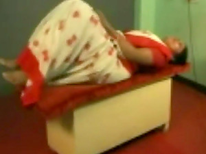 Hot Indian milf having sex at workplace