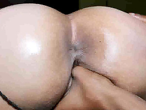 Big booty chick loves to suck a big cock very deeply.