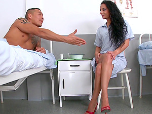 Nothing is as good for Janet Joy as getting her pussy plowed