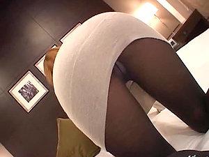 Hot Asian Stunner Screwed Hard in Japanese Porno Movie