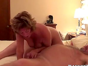 Handsome  Bear Plows The Wife So Good