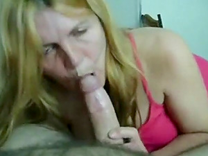 Amazing amateur sucks her pussy juices off of my cock